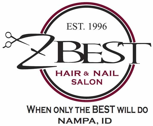 best-hair-nail-salon-nampa-idaho-logo-font