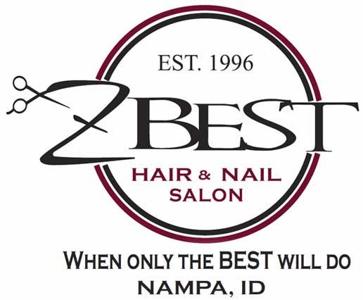 best-hair-nail-salon-nampa-idaho-logo-font